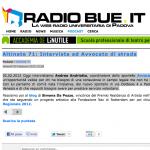 Avvocato di strada in onda sulla webradio universitaria di Padova