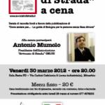 """30.03.12 A Minerbio (BO) una """"Cena per Avvocato di strada"""""""