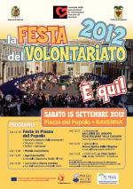 """15.09.12 Avvocato di strada alla """"Festa del Volontariato"""" di Ravenna"""