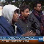 Video. Emergenza nord Africa terminata. Buongiorno Regione Lazio intervista Antonio Mumolo