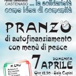 07.04.13 A Castenaso (BO) un pranzo di finanziamento per Avvocato di strada