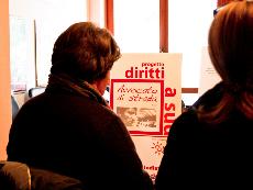 Diritti a sud: le foto degli incontri di formazione a Lecce
