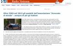 """Radio Vaticana: """"Oltre 2500 nel 2012 gli assistiti dall'associazione """"Avvocato di strada"""""""