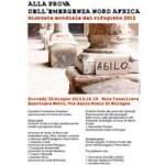 20 e 21 giugno. Il diritto d'asilo alla prova dell'emergenza nord Africa: due eventi formativi a Bologna e Milano