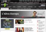 """Cosa vuol dire  essere """"cittadini europei""""? Avvocato di strada in onda su L'altra Europa, Radio 24"""
