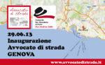 29.06.13 Inaugurazione Avvocato di strada Genova