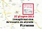 21.06.13 Inaugurazione Avvocato di strada Firenze
