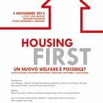"05.11.13 Tavola rotonda ""Housing First: un nuovo welfare è possibile?"