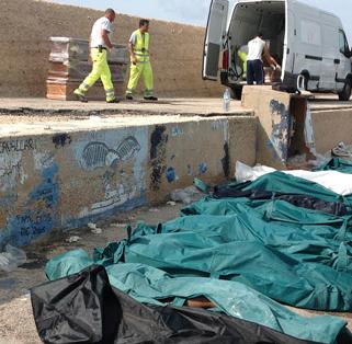"""Strage di Lampedusa. Avvocato di strada: """"Si apra un canale umanitario fino all'Europa"""""""