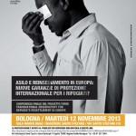 12.11.13 Reinsediamento dei rifugiati. A Bologna la conferenza finale del Progetto T.O.R.R.E.