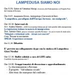 """30.11.13 Ravenna. Incontro pubblico: """"Lampedusa siamo noi"""""""