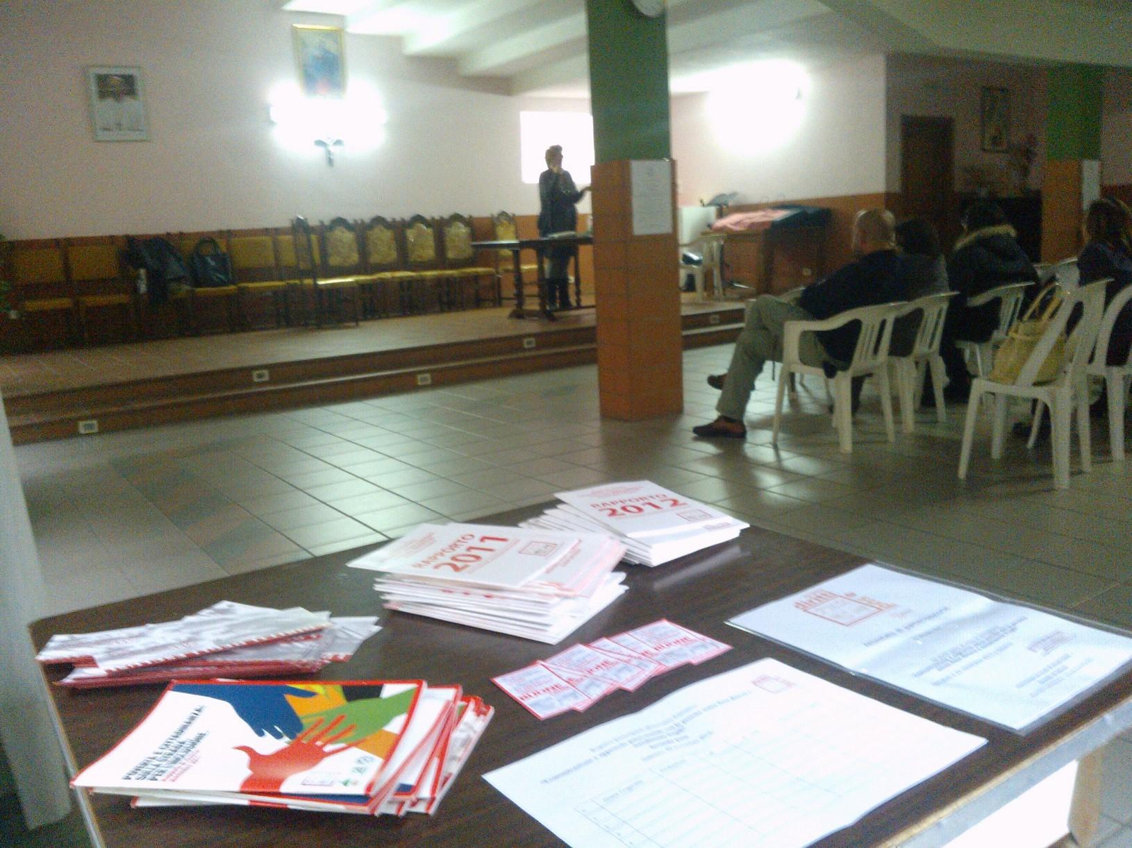Foto. 22.11.13 Diritti a sud: giornata formativa a Salerno