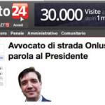 """Diritto24 intervista Antonio Mumolo. """"Avvocato di strada Onlus: la parola al Presidente"""""""