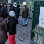 Assemblea degli studenti del Liceo Fermi di Bologna