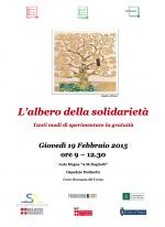 """19.02.15 Torino: """"Tanti modi di sperimentare la gratuità"""""""