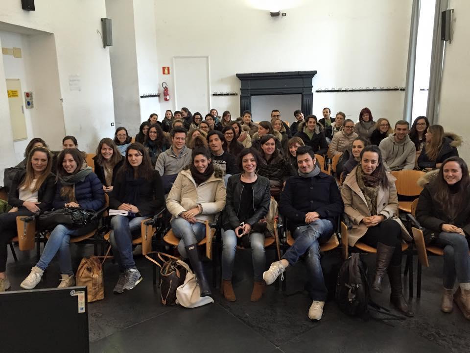 Genova. Giovani volontari in arrivo dall'Università!