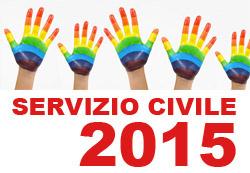 """Bando Servizio Civile 2015: la graduatoria finale del progetto """"Al Servizio dei più deboli"""""""
