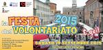 Festa del volontariato Ravenna 2015