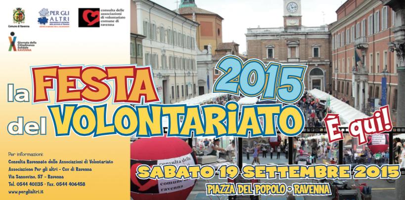 festa volontariato ravenna 2015