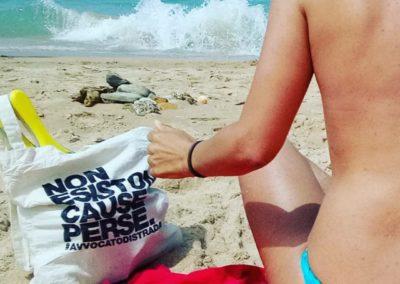 non esistono cause perse spiaggia