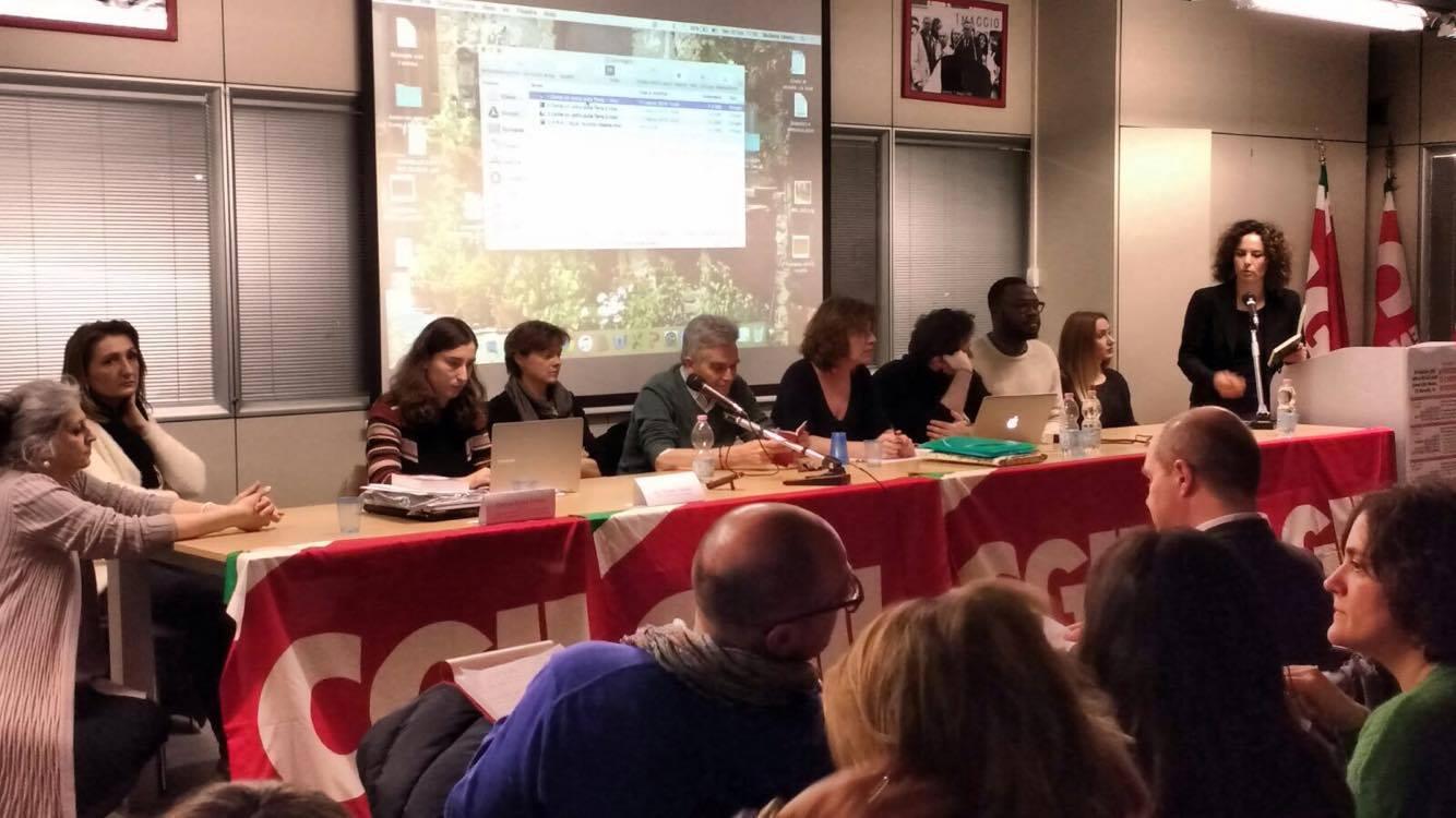 """27.02.16 Mestre: """"La Protezione internazionale – il diritto d'asilo in Italia"""""""