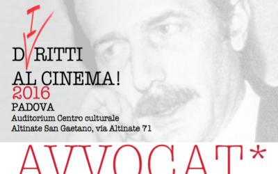 "24.02.16. Padova: ""Diritti al cinema"""