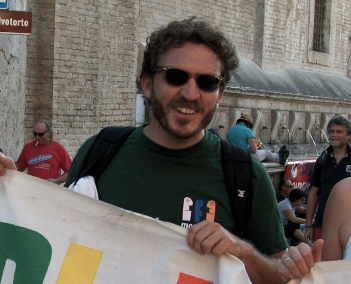Volontari del diritto. Daniele, Ancona