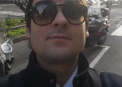 Volontari del diritto. Nicola, Salerno
