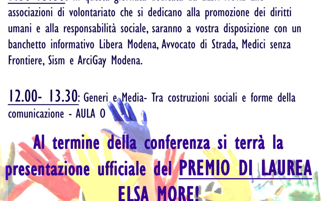 """04.05.16 Modena. Avvocato di strada al """"Social Responsability Day"""""""