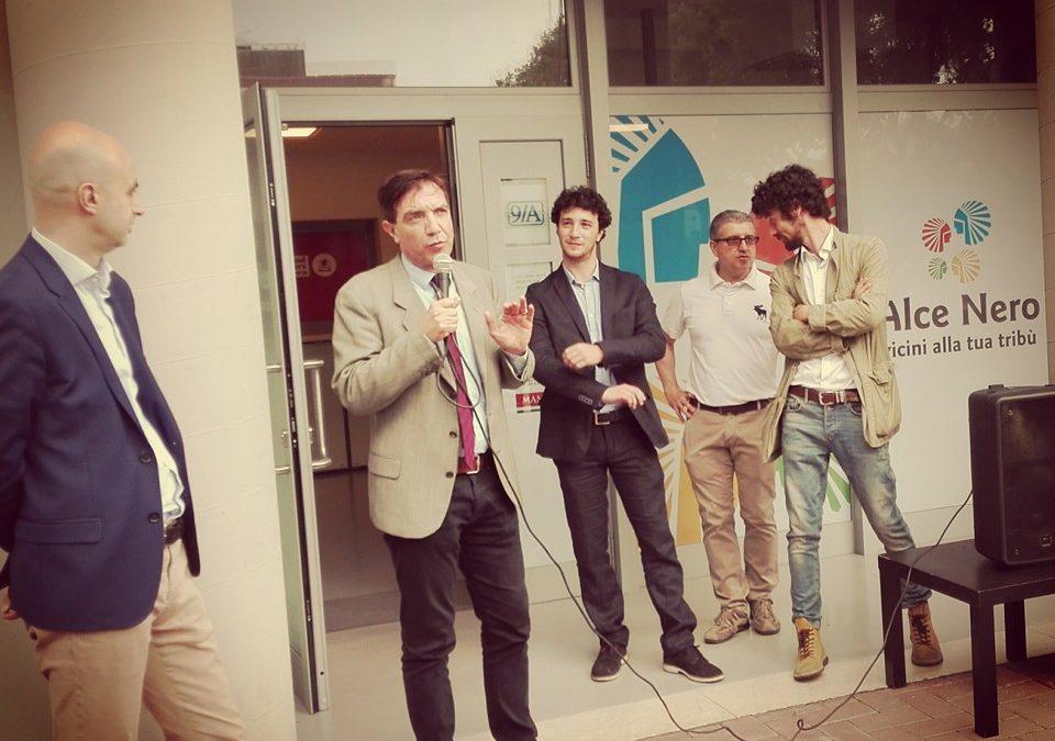 Le foto dell'inaugurazione di Avvocato di strada Mantova