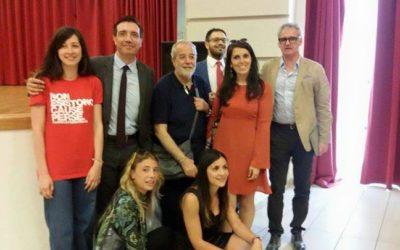 Foto. Inaugurazione Avvocato di strada Cosenza