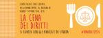 """07.10. 16 #DonoDay2016, a Bologna """"La cena dei diritti"""""""