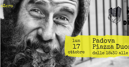 Notte senza dimora Padova 2016