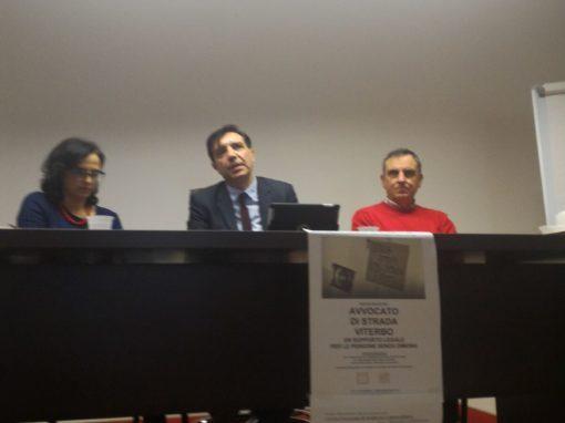 Inaugurazione Avvocato di strada Viterbo