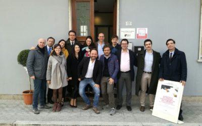 Le foto dell'inaugurazione di Avvocato di strada San Benedetto