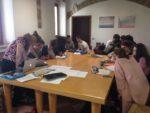 Monastero del Bene Comune, incontro con le scuole