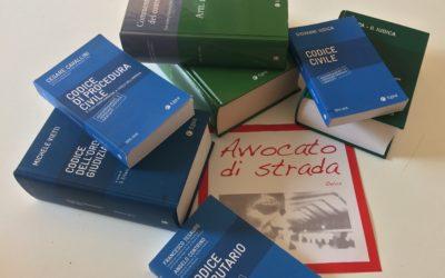 Una bella donazione dalla Libreria Egea di Milano