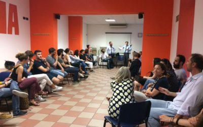 Bologna, riunione mensile dei volontari!