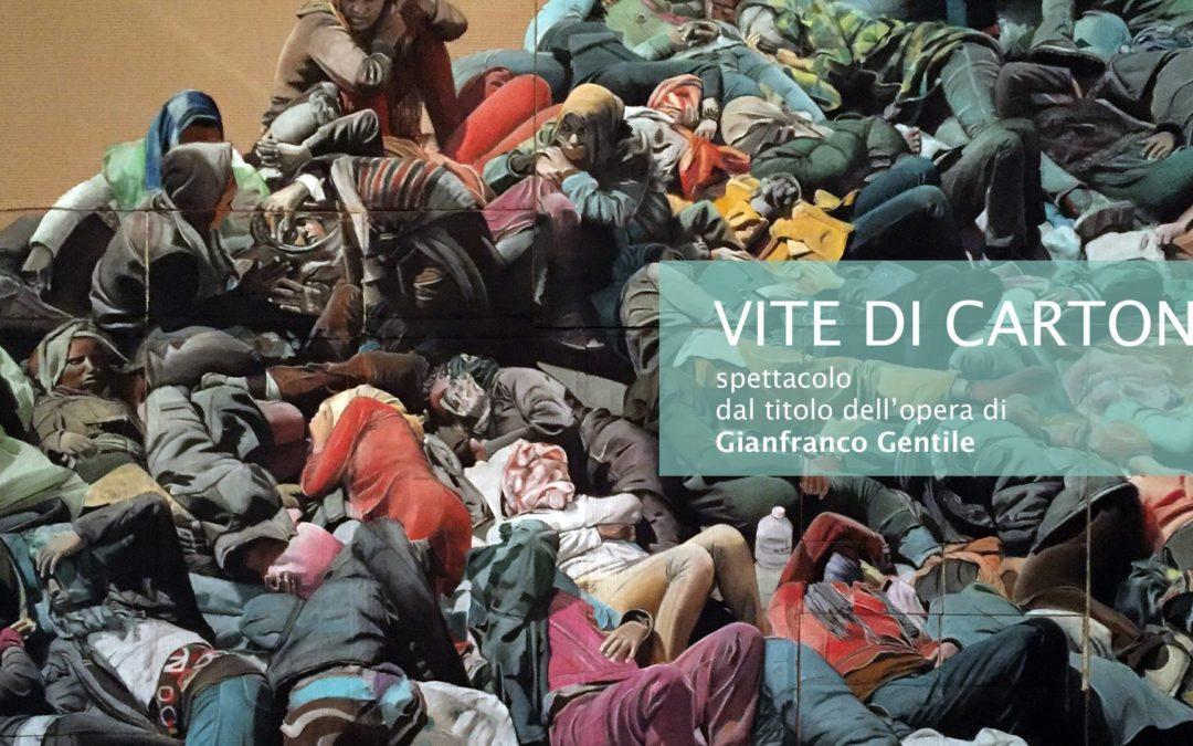 """Modena, """"Vite di cartone"""""""