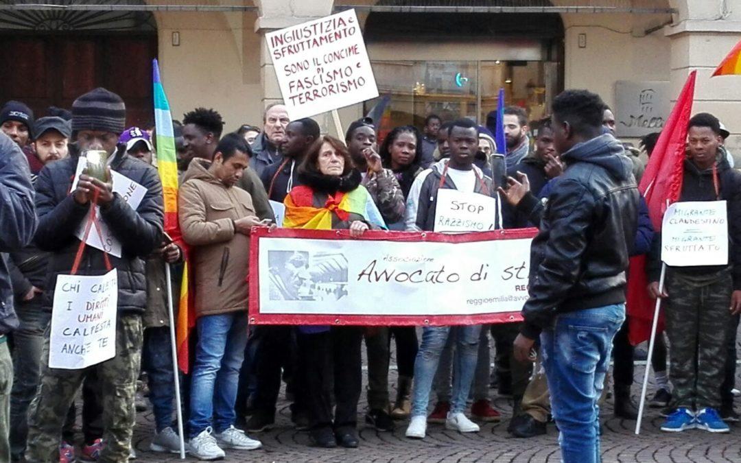 Reggio Emilia accoglie