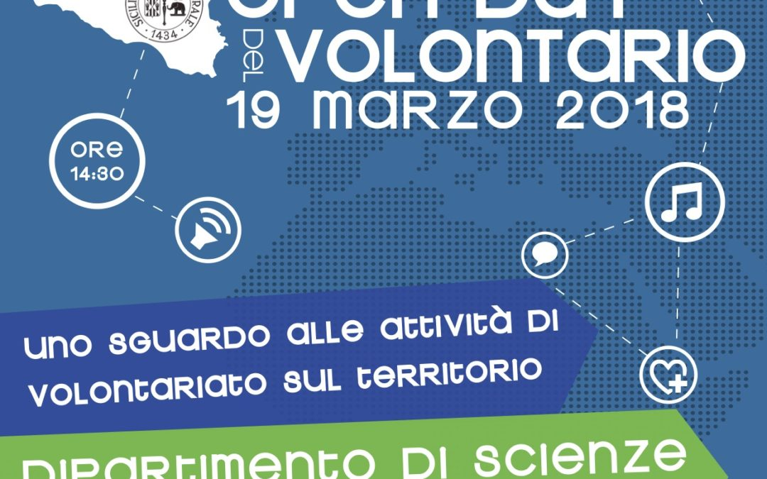 A Catania l'Open day del volontariato