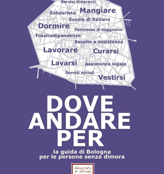 Presentazione Dove andare per…Bologna, Edizione 2018