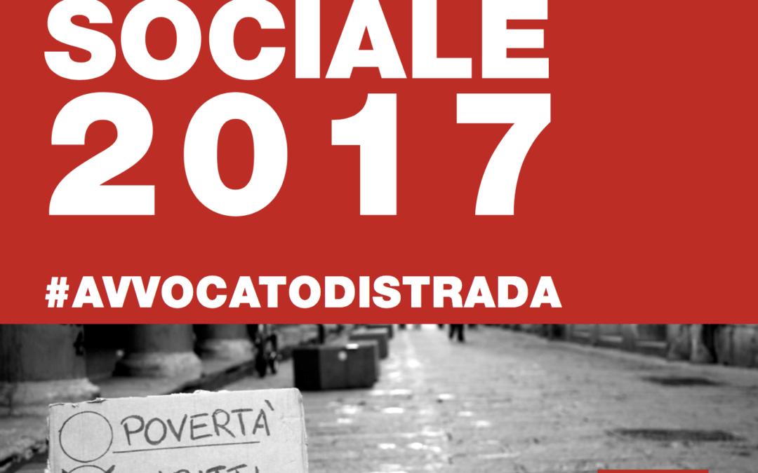 """""""Difendere i diritti dei più deboli per difendere i diritti di tutti"""". Il bilancio sociale 2017 dell'Associazione Avvocato di strada Onlus"""