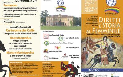 """Verona, """"Diritti e Storia al Femminile"""""""