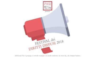 """28.09.18, Milano. Festival dei Diritti Diffusi: """"Senza residenza senza diritti"""""""