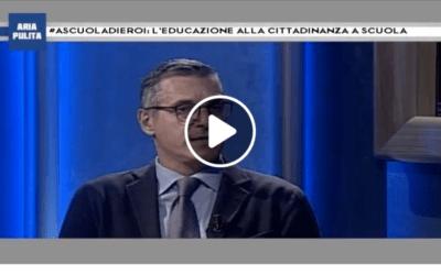 #Ascuoladieroi, intervista a Rete7Gold