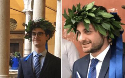 Auguri Marco ed Edoardo!