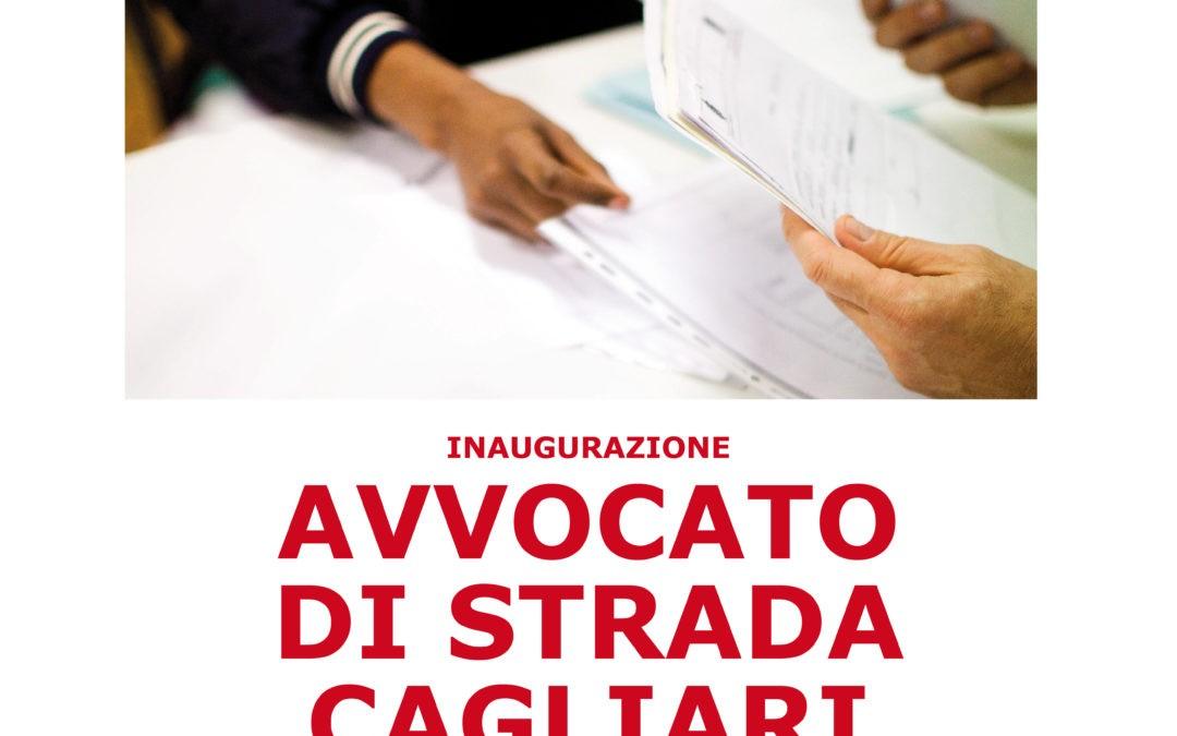 Inaugurazione Avvocato di strada Cagliari