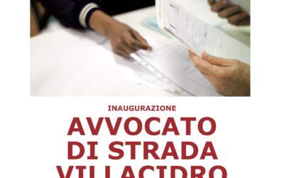 Inaugurazione Avvocato di strada Villacidro
