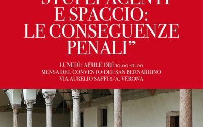 01.04.19 Verona, nuovo incontro di formazione al convento di San Bernardino